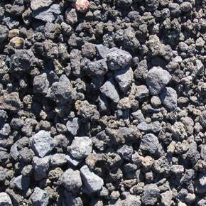 Lava Rock - Black