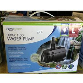 Ultra Pump 1100 GPH