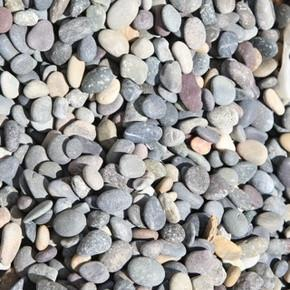 "Mexican Beach Pebbles 1/2"" BULK"