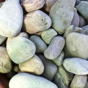 "Plum Creek Pebbles 3"" BULK"