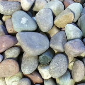 "Plum Creek Pebbles 3/4"" BULK"
