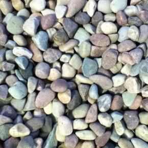 "Plum Creek Pebbles 3/8"" BULK"