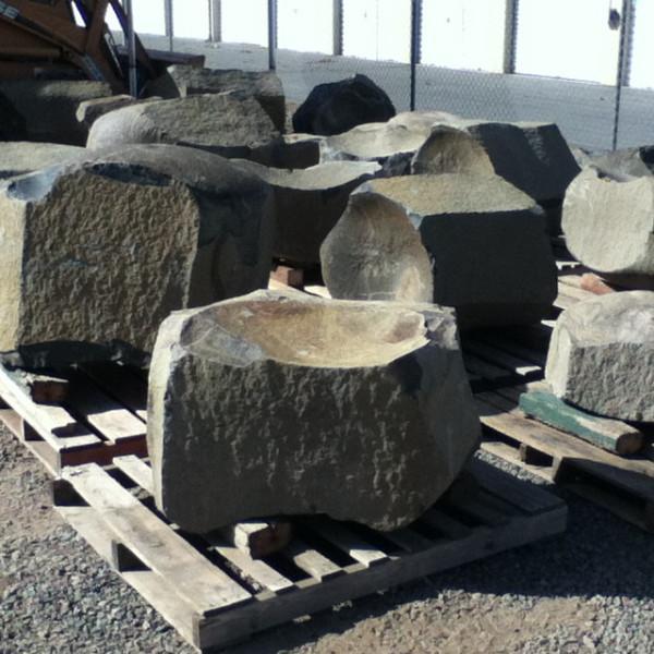 Boulders-Basalt Rock