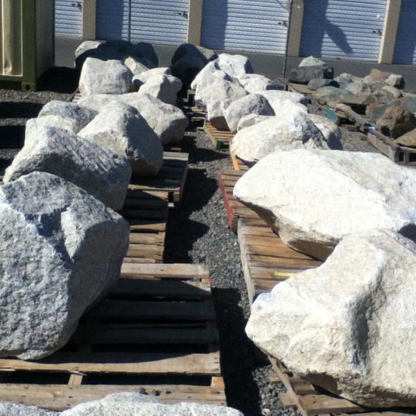 Boulders-Granite
