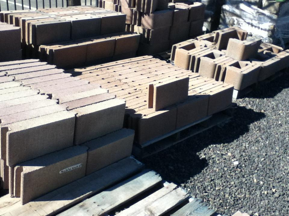Four Squared Garden Box System per block pricing