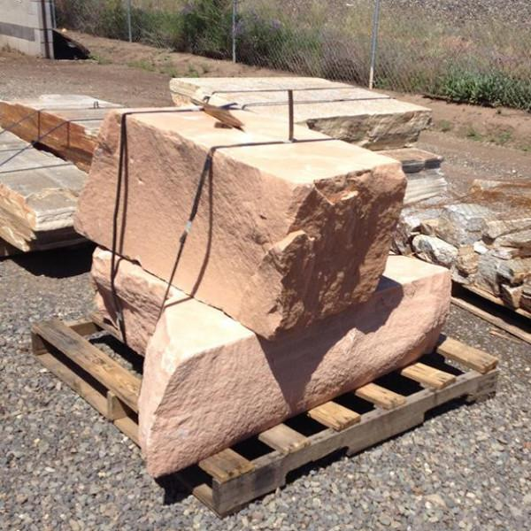 Boulders-Arizona Sandstone