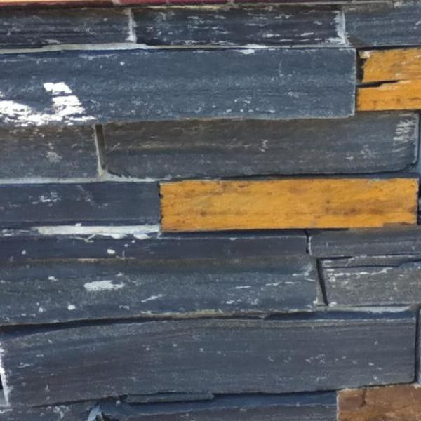 "Panels- 6""x24"" Black Rustic"