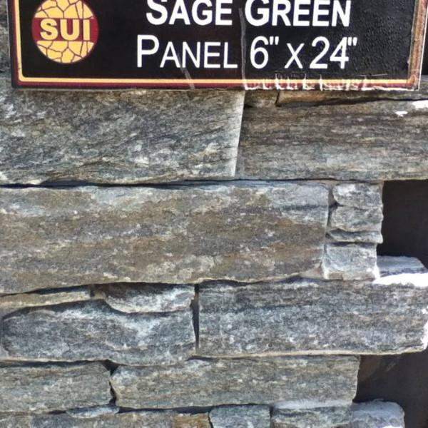 Panels-Sage Green Cement back SUI