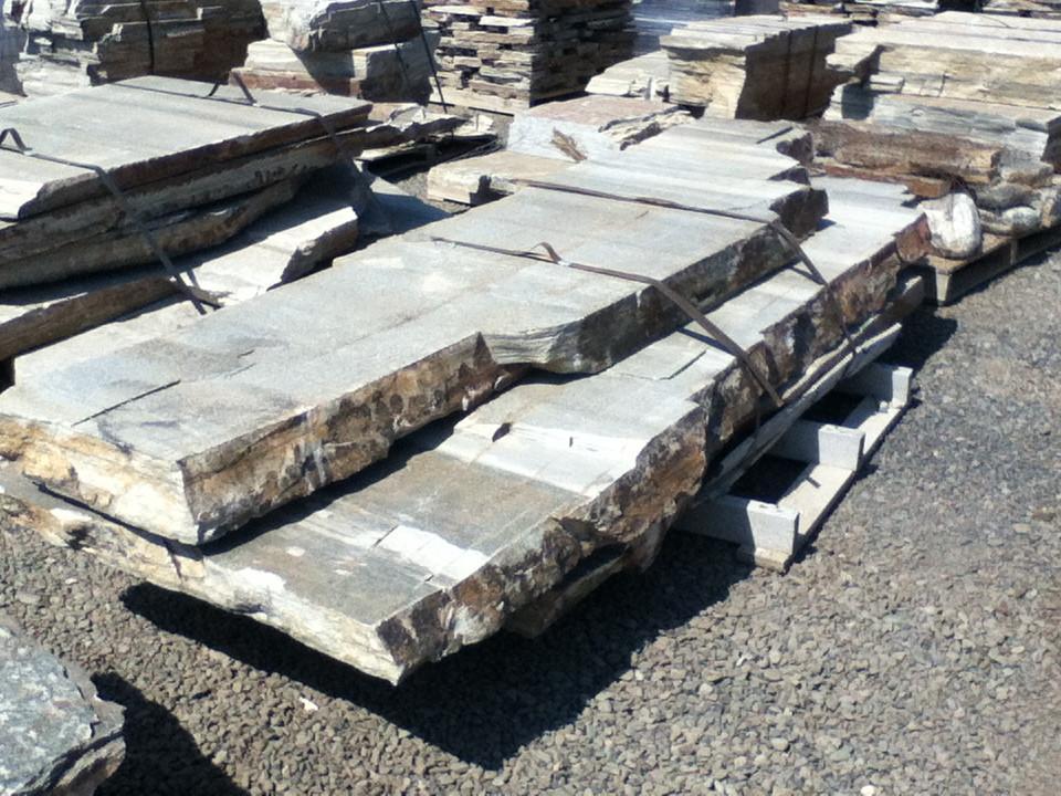 Slab/Boulders-Moriah Stone