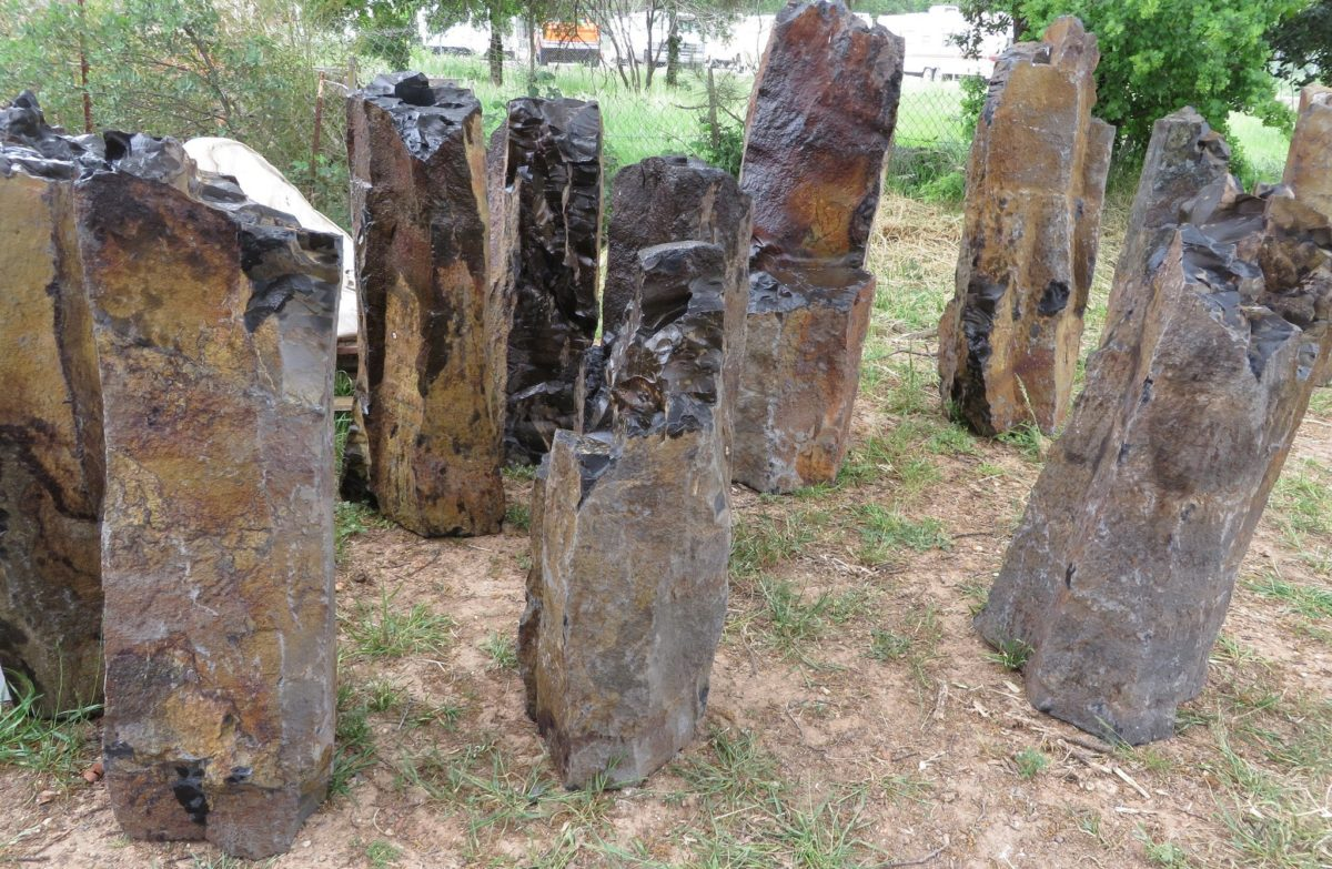 Bedrock Basalt Fountains-