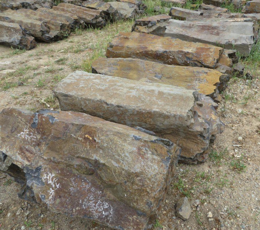 Column Bedrock Basalt