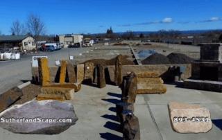 Chico Landscape Materials Supply Yard