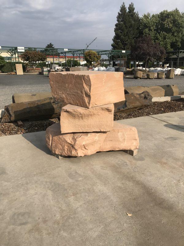 Arizona Sandstone Cubes