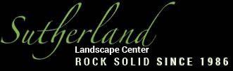 SutherLand Landscape Materials Logo