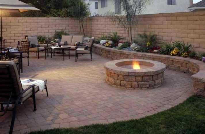 Landscaping Ideas Photo Gallery from Sutherland Landscape ... on Small Backyard Pavers id=72540