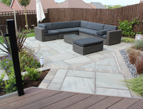 SPRING For A New Patio!