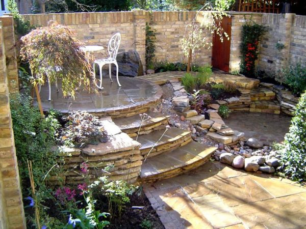 small yard excellent patio layout inspiration