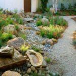 Sutherland Landscape water saving xeriscape backyard inspiration photo