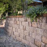 Sutherland Landscape retaining walls