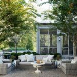 Sutherland Landscape luxury backyard patio