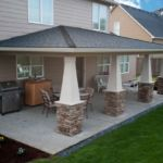 Sutherland Landscape contemporary patio design