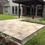 Brand new patio design by Sutherland Landscape
