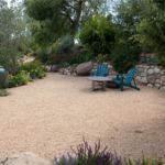 Large defensible fire safe landscape by Sutherland Landscape