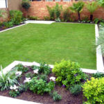 Easy Care Landscaping Ideas and Simple Backyard Garden Garden Ideas Easy Care Landscape Ideas